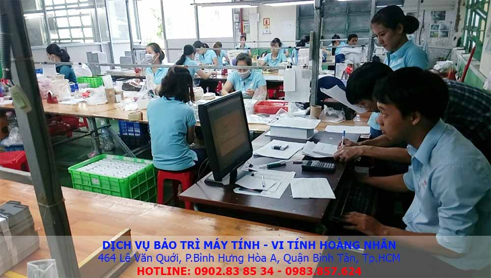 dịch vụ bảo trì hệ thống máy tính tại quận bình tân