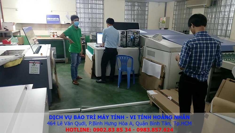 dịch vụ bảo trì máy tính công ty quận tân phú