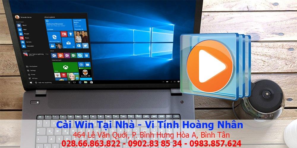 cài win tại nhà quận Bình Tân Tân Phú