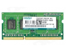 DDR3 4Gb- Bus 1600 - KingMax