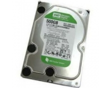 Western 500GB SATA3 - GREEN