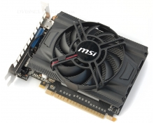 MSI - 1GB (N650-1GD5/OCV1)