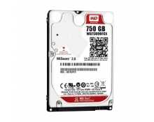 Western 750Gb Sata - Red